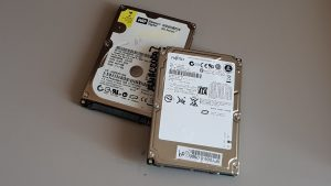 Hard Drive replacement. Cloning and content retrieval