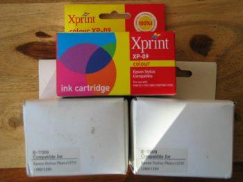 Epson Colour Ink Cartridges